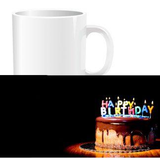 чашка на день рождение