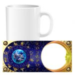 Чашка знаки зодиака с фото - козерог