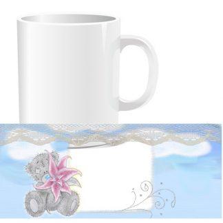 Чашка с фото на день Валентина