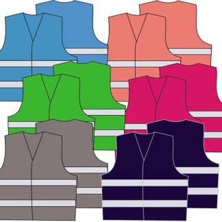 пошив сигнальных жилетов