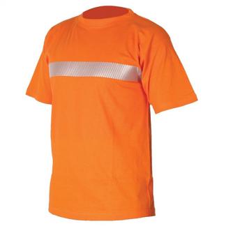 сигнальная футболка